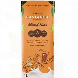 Bebida de Castanha Mixed Nutts 1l