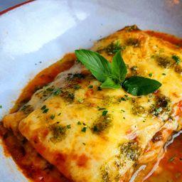 Lasanha Zucchini Low Carb (vegetariana)