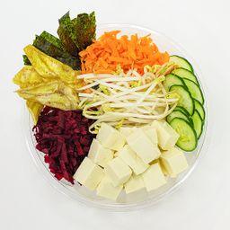 Sushi Burrito Poke ou Salada - Vegetariano 03