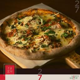 Pizza Ragù Alla Bolognese