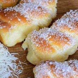 Pão Doce com Côco