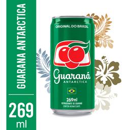 Guarana Antártica 269ml - Lata