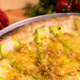 Pizza Zucchini - Abobrinha