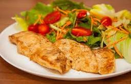 Saladão com Carne