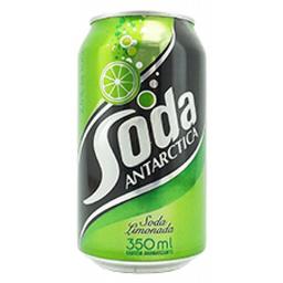 Soda Antarctica