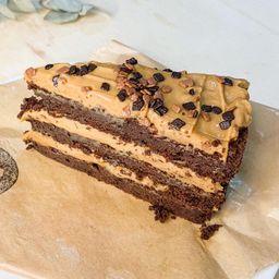 Torta Brownie - Fatia