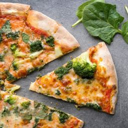 Pizza Gigante 4 Sabores (16 Pedaços)