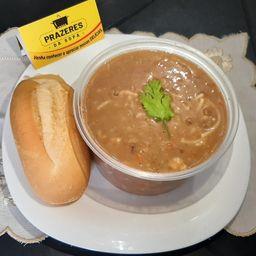Sopa de Feijão (1 Litro)