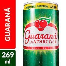 Guaraná antárctica 269ml