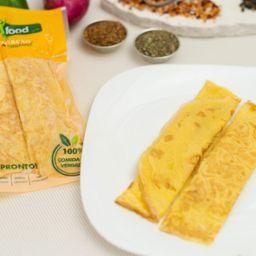 Omelete de Peito de Peru