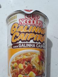 Cup Noodles Galinha Caipira 69g