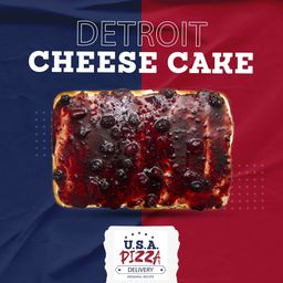 Detroit Cheese Cake (grande)