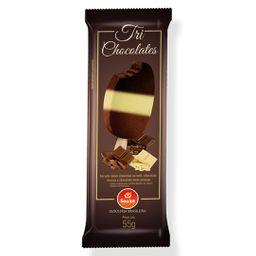 Picolé Trichocolate