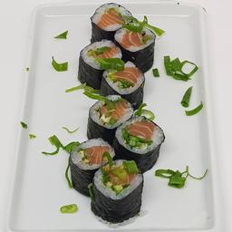 Hossomaki de Salmão Maki - 8 Peças