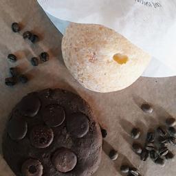 Combo Cookie e Pão