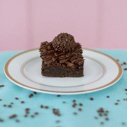 Brownie de brigabeiro