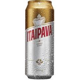 Cerveja Itaipava Pilsen - 473ml