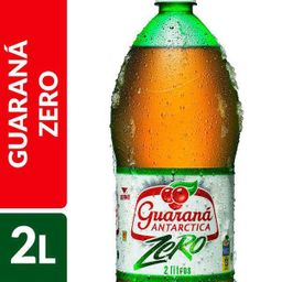 Guaraná Zero 2l