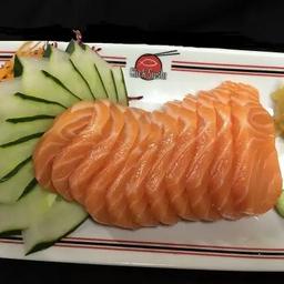 Sashimi de salmão 07