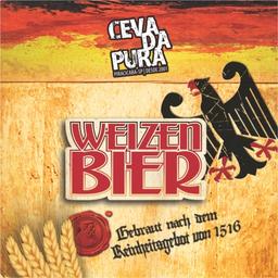 Cevada Pura Weizenbier - Growler 1L