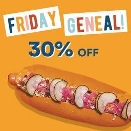 da Geneal Friday