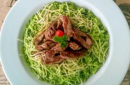 566 - Baby Beef em Tiras