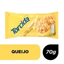 Biscoito Torcida Sabor Queijo 70g