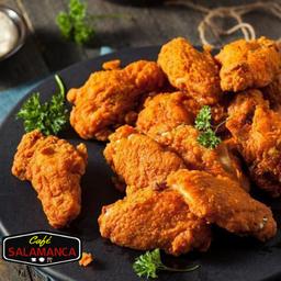 Porção coxinha de frango picante - 10 unidades