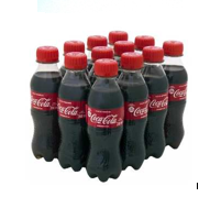 Leve 12 Refrigerante Mini Coca-Cola Sem Açucar Pet 200 mL