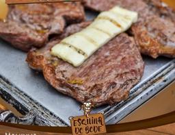 Carne De Sol De Filé Mignon Com Queijo Completa