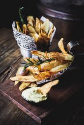 The Raw Fries