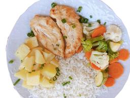Grill Chicken - 400g