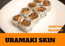 Uramaki Skin - 8 Unidades