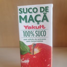 Suco de Maçã Yakult - 200ml