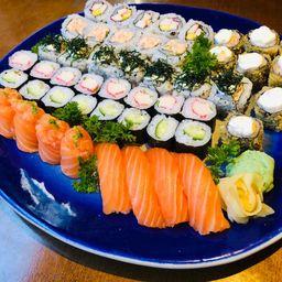 Combo Sushi - 50 Unidades