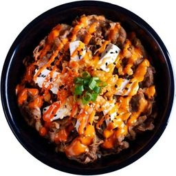Combo Gyudon Cream Cheese