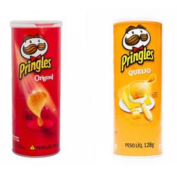Batata Pringles  128g