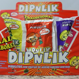 Dip n l ik - lollipop & candy sand