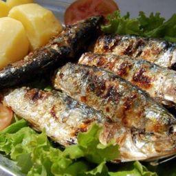 Sardinhas à Portuguesa