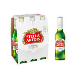 Stella Artois 6 Unidades de 275ml