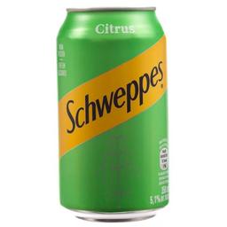 Schweppes Citrus Lata 350ml