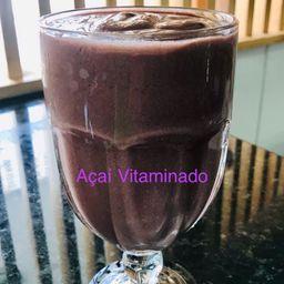 Açaí Vitaminado - 02 Copos 400 ml