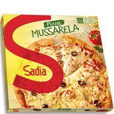 Pizza Sadia Mussarela 460g