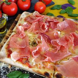 Pizza De Presunto Parma