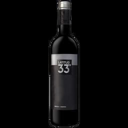 Vinho Tinto Latitude 33 Malbec