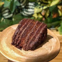 Devil's Cake Fatia