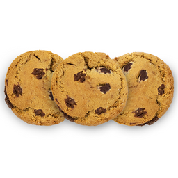 Cookie Chocolate Chips Tradicional
