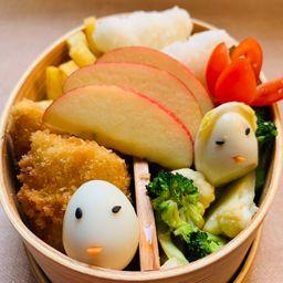 Bento Box Infantil Tikin