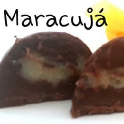 Bombom Recheado de Maracujá - 1 Unidade