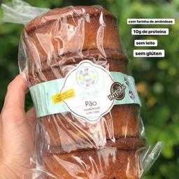Pão de Hambúrguer - 4 Unidades - 440g
